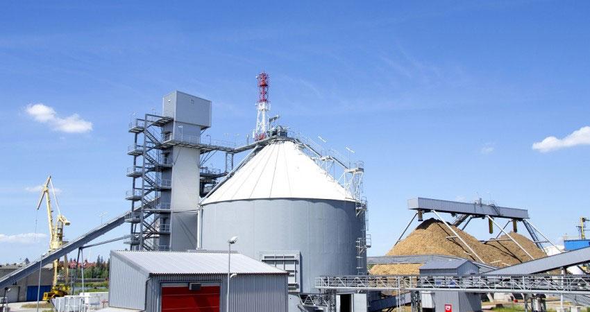 Biomass Processing Location