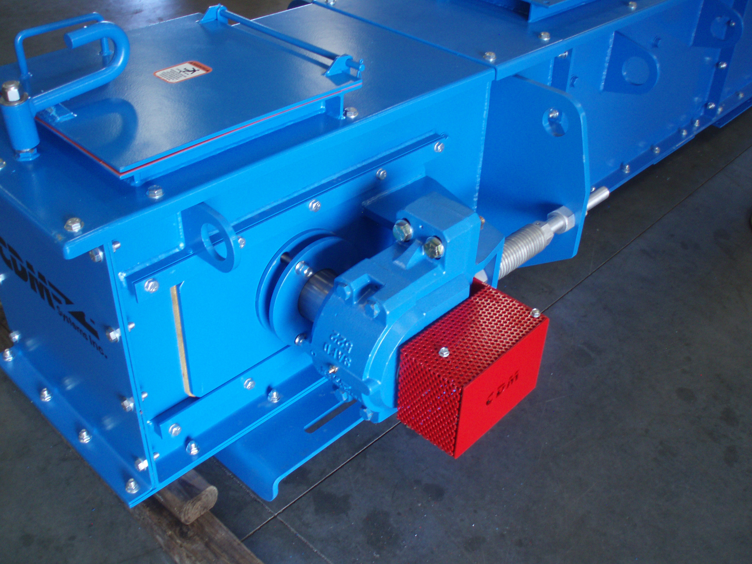Direct Mount Drive Assembly