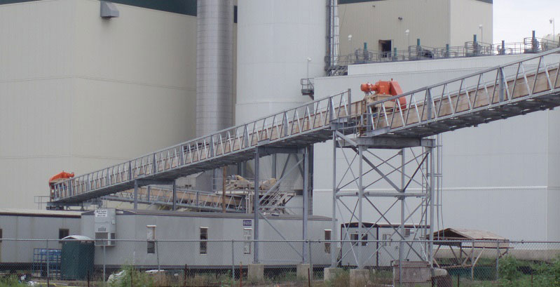 CDM manufacturers conveyors for heavy-duty ash handling operations.