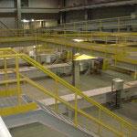 CDM Systems En-Masse Drag Conveyor System Installation