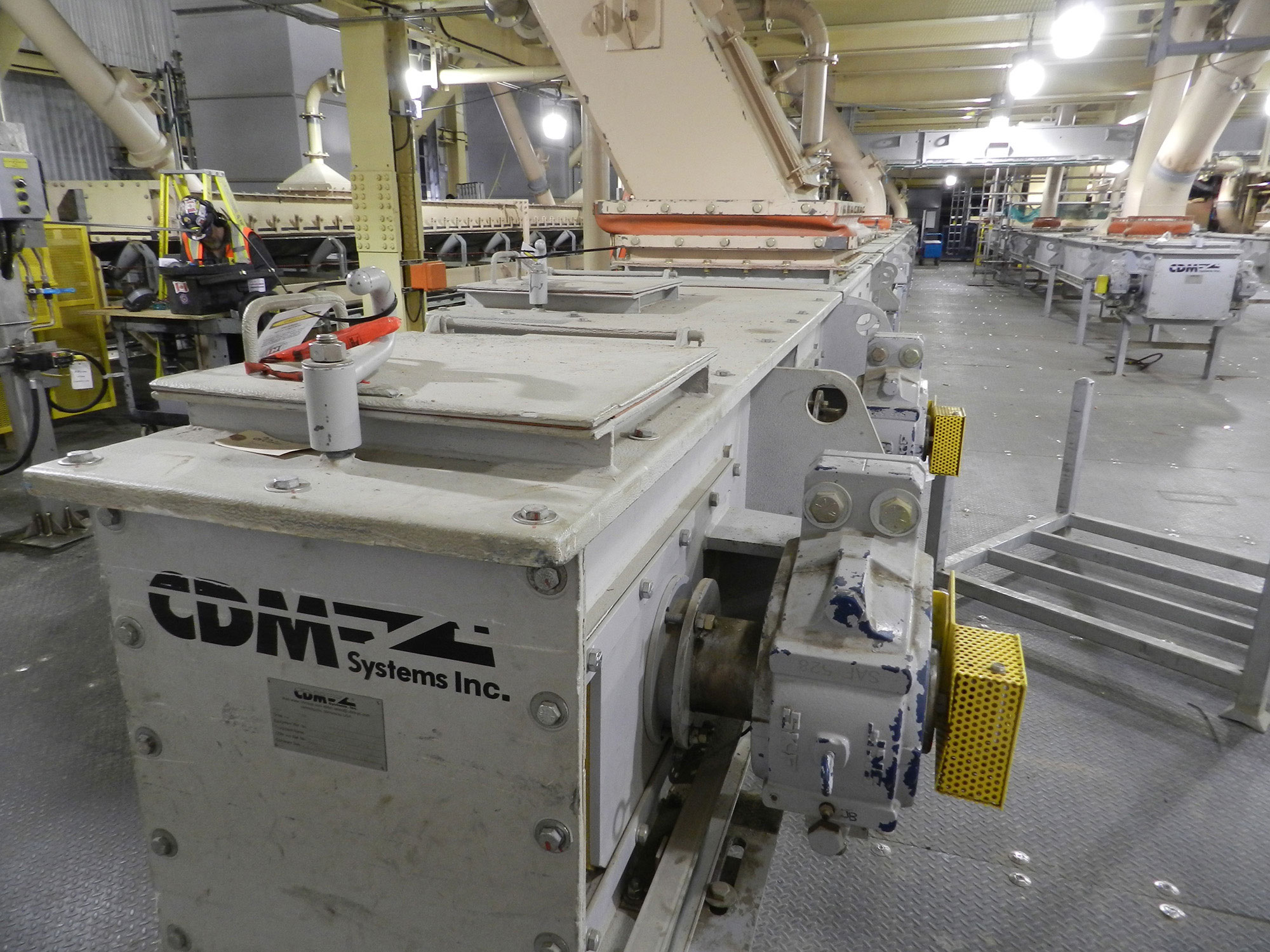En-Masse Conveyors