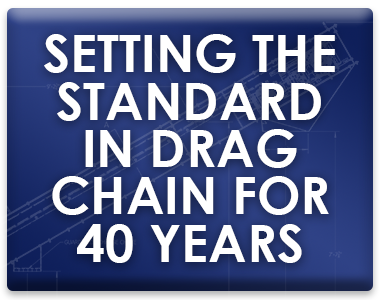 CDM Systems has set the industry standard in drag chain for over 40 years.